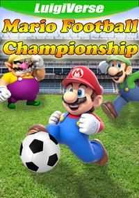 Mario Football Championship