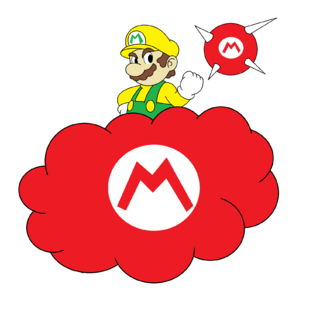 Mario lakitu