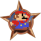Como Pixel Mario