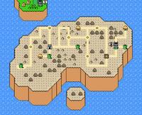 Desert Hill - SMW Style