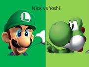 Nick vs Yoshi