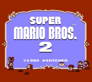 SMB2 NES