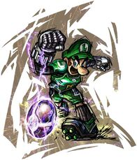 Luigi Super Charged