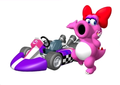 Birdo - Mario Kart Wii