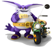 Big the Cat Moto
