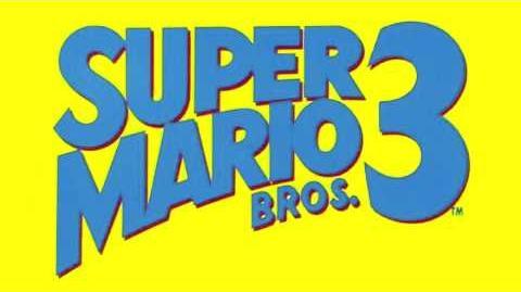 Ending - Super Mario Bros. 3