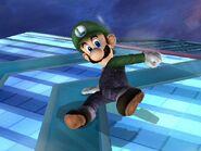 Luigi Breakdance by BlueKecleon15