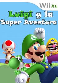Luigi y la super aventura nuevo