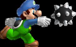 Spike Mario NSMBDIY