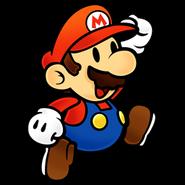 Super Paper Mario icon