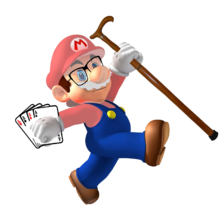 Mario viejos tiempos