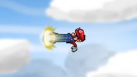 Mario Back Aerial