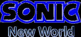 Sonic New World Logo