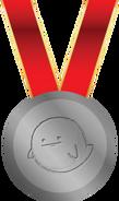 Memedalla de plata