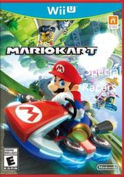 Mario Kart 8 cover