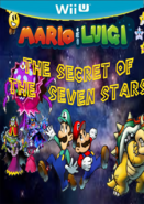 Mario y luigi wii u cover