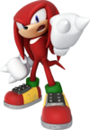 Knuckles the Echidn