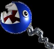 Blue Chain Chomp Art