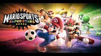 Mario Sports Superstars - Boss Battle 1