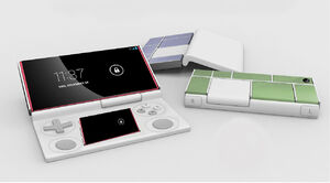 Android Nintendo DS Air