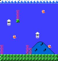 Bajo el agua MPA