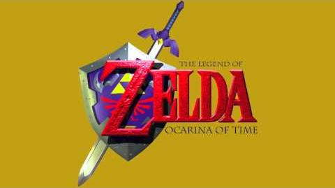 Princess Zelda - The Legend of Zelda Ocarina of Time