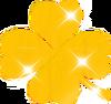 Trébol dorado