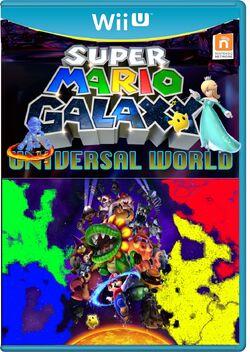 Caratula Super Mario Galaxy