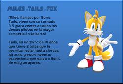 N&SRacing - Miles Tails Fox