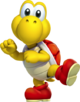 Koopa Troopa 3D Land