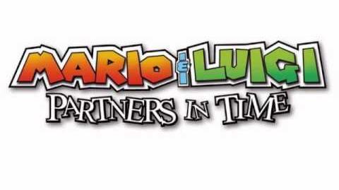 Danger Theme - Mario & Luigi Partners In Time