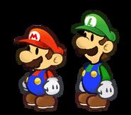 Paper Mario Bros
