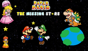 Paper Mario The Missing Stars