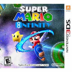 Super Mario Infinity 3DSBox