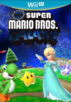 New Super Mario Bros Galaxy