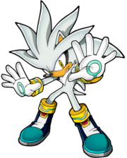 Silver the Hedgehog SNW