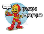 Iron Mario foto 1