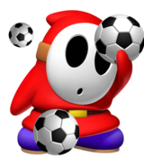 Shy Guy MPA Artwork BallsMadness