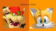 Juliana vs Kirby