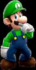 Luigi recoloration update by banjo2015-d8ownbm