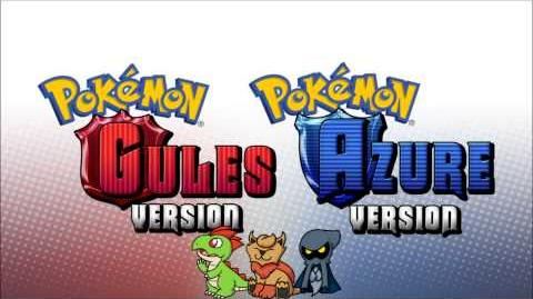 Pokémon Gules & Azure Versions Music - Route 23 (fanmade)