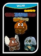 Super Goomba Bros U Caratula Wii U By Silver Martínez