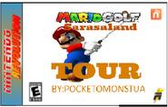 Mario golf revolution