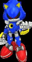 Metal Sonic the Robot