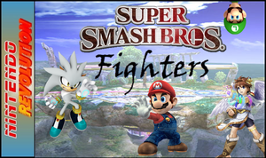Logo SSB Fighters by Silver