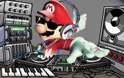 Mario-bros dj