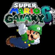 SMG6 Luigi (by Lemon)