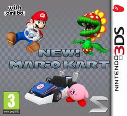 New! Mario Kart 3DS Remake