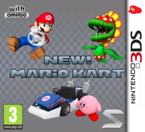 New! Mario Kart 3DS Remake