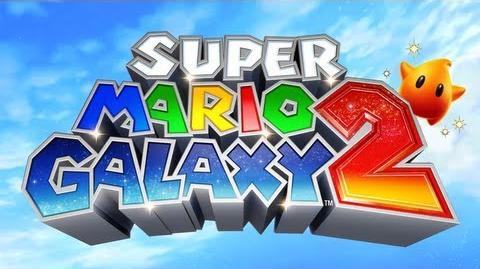 Puzzle Plank Galaxy - Super Mario Galaxy 2